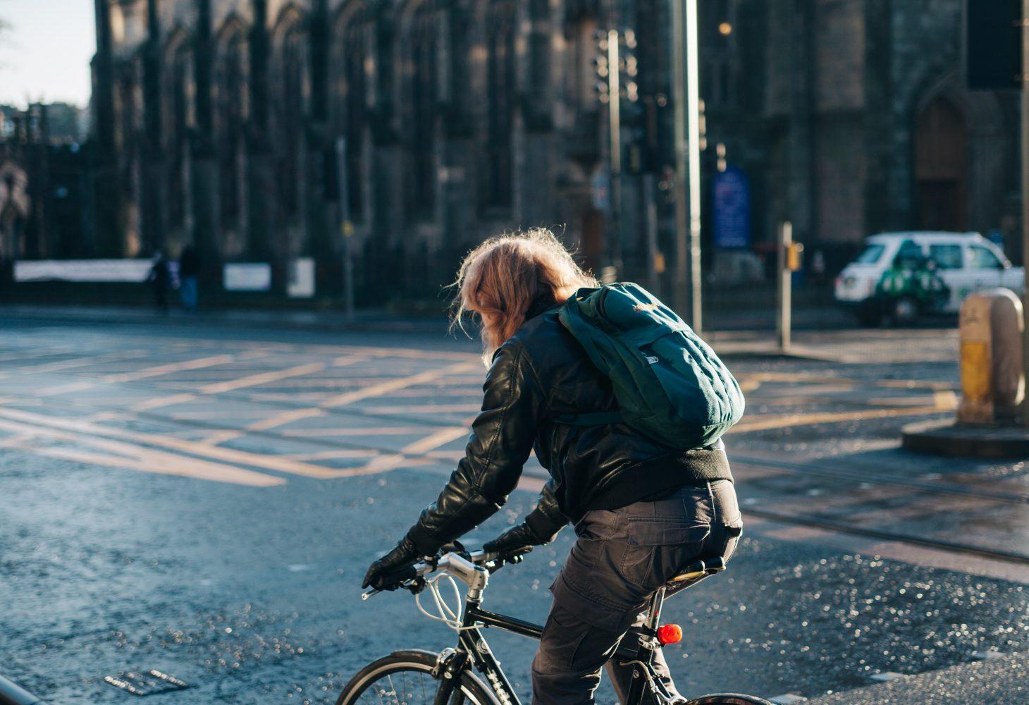 Blog over Omafiets of toch Elektrische fiets in Elektrische fietsen